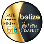 The Belize Gold Standard Seal